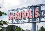 """Kauno """"Akropolio"""" stovėjimo aikštelėje keisis tvarka: teks susimokėti"""