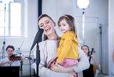 Diskusija gyvai: tv3.lt studijoje Zasimauskaitė pristato naują dainą