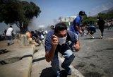 Venesueloje sprogo įtampa: prasidėjo perversmas