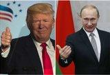 Edwardas Lucasas: ar Donaldas Trumpas yra Rusijos agentas?