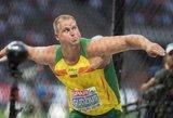 Titulą ginantis Gudžius pateko į pasaulio čempionato finalą