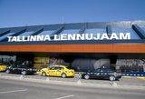 Girtas estas sukėlė ant kojų visas saugos tarnybas Talino oro uoste