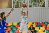 Jaunai krepšinio talentei tobulėti padėjo ir Michaelo Jordano vaizdo įrašai