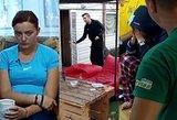 """Drama """"2 Baruose"""": Julius užsipuolė Marijų, Aurimas trenkė durimis"""