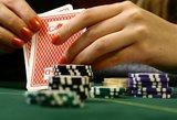 Europa skalpuoja Lietuvą dėl azartinių lošimų reguliavimo