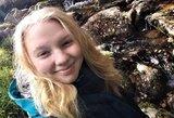 Ši mergina 2 metus neplauna galvos: mano, kad plaukai išsivalo patys