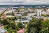 Pirmą kartą nuo 2008 m. sparčiausiai butų kaina augo nebe Vilniuje