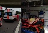 Pakraupo net medikai: pacientus verčia vežti kaip kokį krovinį