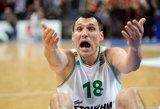 Ispanijos krepšinio pirmenybėse - aštuntoji iš eilės Jono Mačiulio klubo pergalė