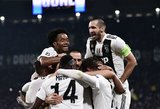 Ronaldo kompanijai iki triumfo Italijoje liko keli vakarai