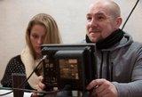 R. Cicėnas: vis dažniau pagalvoju, kad režisieriaus kėdė tampa mielesnė už aktorystę