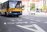 Kitą savaitę –  viešojo transporto keleivių kontrolės  akcija Saulėtekyje
