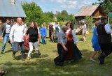 Veiklioms kaimo bendruomenėms – valstybės parama