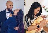 Motinyste besidžiaugianti Anastasija Zizas: jeigu nori, pavyksta viską suderinti
