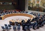 JT Saugumo Taryba atmetė Rusijos prašymą dėl Ukrainos