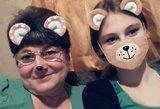 Vėžys smogė mamai ir dukrai: vilkaviškietis kovoja už savo šeimą