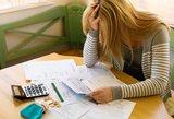 Mokesčių reforma dirbančius savarankiškai varo į neviltį