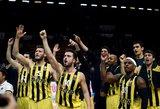 "Eurolygos finale laukia ""Fenerbache"" ir ""CSKA"" mūšis"