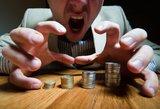 Turtuoliai vengė mokesčių: valstybė negavo 3,6 mln. litų