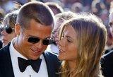Holivudas sujaudintas: B. Pittas ir J. Aniston sieja kai kas daugiau, nei draugystė