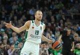 Lekavičius Graikijoje pagerino rezultatyvumo rekordą – vedė komandą į pergalę