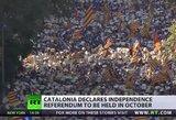 Rusijos propaganda įsitraukė į kovą dėl Katalonijos