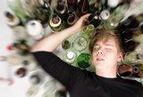 Vyriausybė nubraukė visas pastangas mažinti alkoholizmą Lietuvoje?