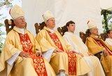 Istorinis įvykis: popiežius paskyrė S. Tamkevičių kardinolu