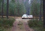 Neeilinė vagystė Varėnos rajone: atvažiavęs į įmonės mišką rado tik plyną lauką