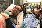 16-metės gyvybę palaiko aparatai: tai, ką ji padarė, pritrenkė visus medikus