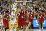 Serbų krepšinio legenda Igoris Rakočevičius atskleidė, kodėl Serbijos rinktinė šįvakar įveiks lietuvius