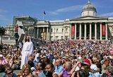 Kristaus kančia atgims Trafalgaro aikštėje