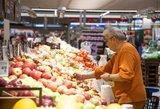 Lietuvos parduotuvėse fiksuoja maisto kainų šuolį