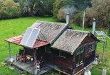 Išradingumas atima žadą – skurdų namelį pavertė puošniais namais