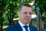 Vilniaus meras nepatenkins Seimo užgaidos