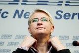 Venckienės advokatė: pateikti įtarimai, bet ji kaltės nepripažįsta