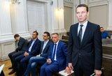 """""""MG Baltic"""" byloje – vaizdo įrašų peržiūra: advokatas kaltina STT"""