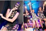 Pirmoji vasaros naktis alsavo karščiu: klubinėtojai atsidavė seksualiems ritmams