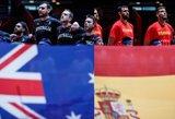 """Žingsnis iki finalo: pirmas australų """"blynas"""" ir Ispanija, kurioje telpa žodis """"Europa"""""""