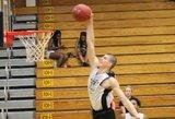 Už Atlanto auganti krepšinio žvaigždė Justas Furmanavičius: vaikystėje svajojau ir tėvams sakiau, kad būsiu kaip Michaelis Jordanas