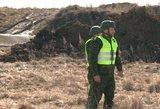 Tikra pabaisa: Lietuvoje rastas vienas pavojingiausių sprogmenų