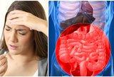 Gydytoja pasakė, kokie požymiai išduoda, kad organizme pilna toksinų