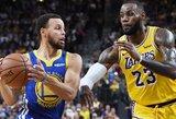 Neįtikėtina: dešimt NBA žaidėjų per metus kartu uždirba pusę milijardo dolerių