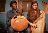Lietuvę Indrę ir senegalietį suvedė muzika