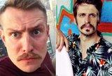 Mantas Stonkus ir Justinas Jarutis dalinasi ta pačia šukuosena: kuriam tinka labiau?
