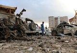 Somalyje per mirtininkų išpuolius žuvo mažiausiai 16 žmonių