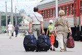 Paaiškėjo, kurių šalių turistai dažniausiai lankosi Lietuvoje