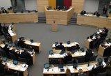 Opozicija nusiteikusi rengti interpeliaciją Algimantai Pabedinskienei