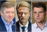 """Rolandas Paksas veda """"tvarkiečius"""" į kairę: opoziciją iškeis į valdančiuosius"""