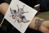 Sulaukę pasiūlymo darytis tatuiruotę, žinomi žmonės atskleidė intriguojančius norus
